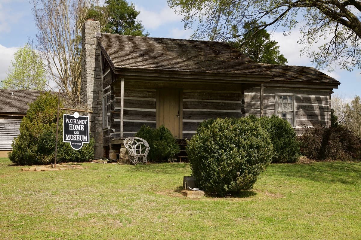 W.C. Handy Home and Museum