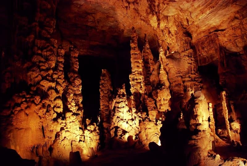 Cathedral Caverns State Park