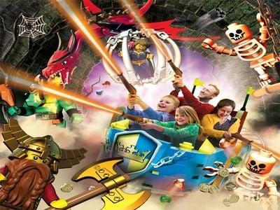The LEGOland Discovery Center