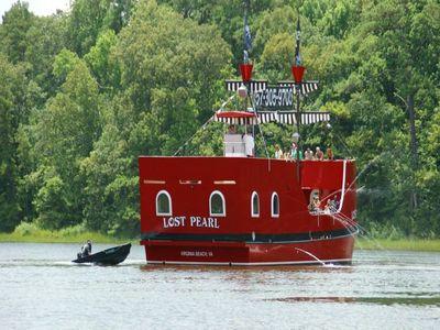 Captain Jack's Pirate Ship Adventures
