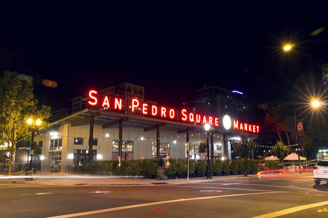 San Pedro Square Market