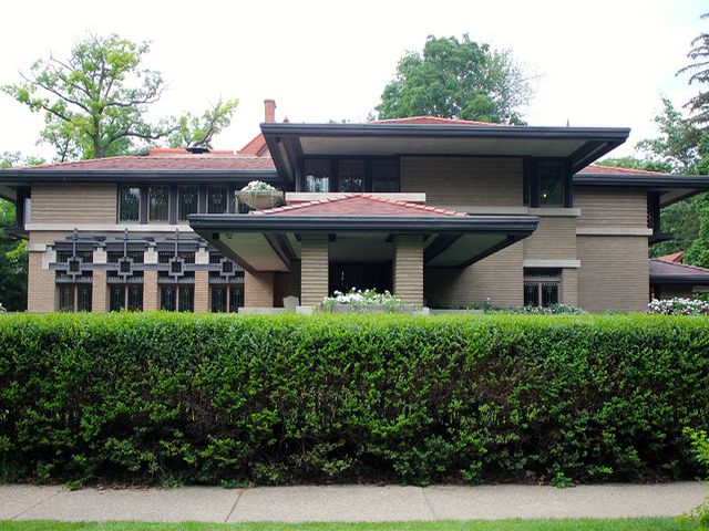 Meyer May House