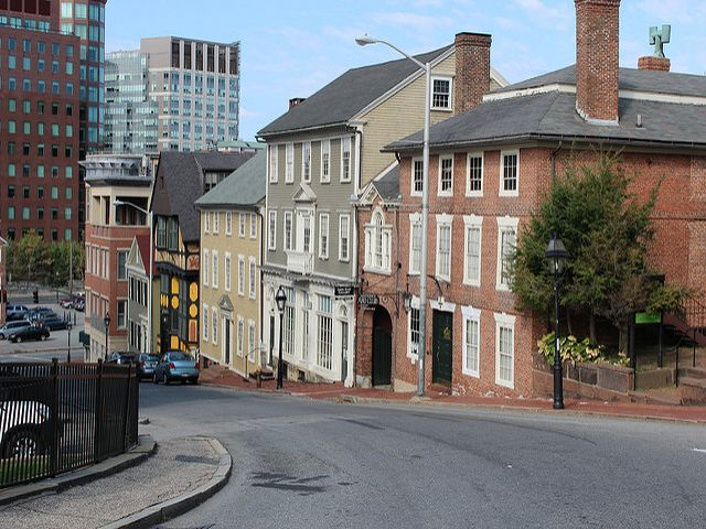 Benefit Street: A Mile of History