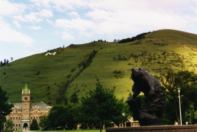 Mount Sentinel (Mount Woody)