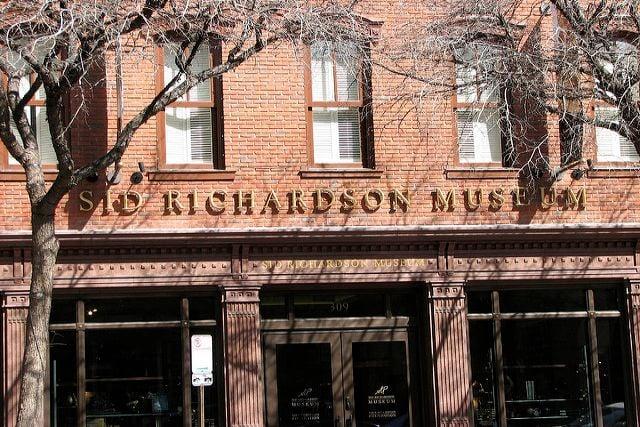The Sid Richardson Museum