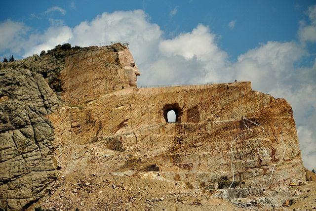 Crazy Horse Memorial