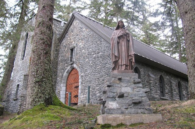 Shrine of St. Therese
