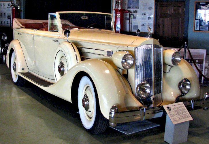 America's Packard Museum - The Citizens Motorcar Company
