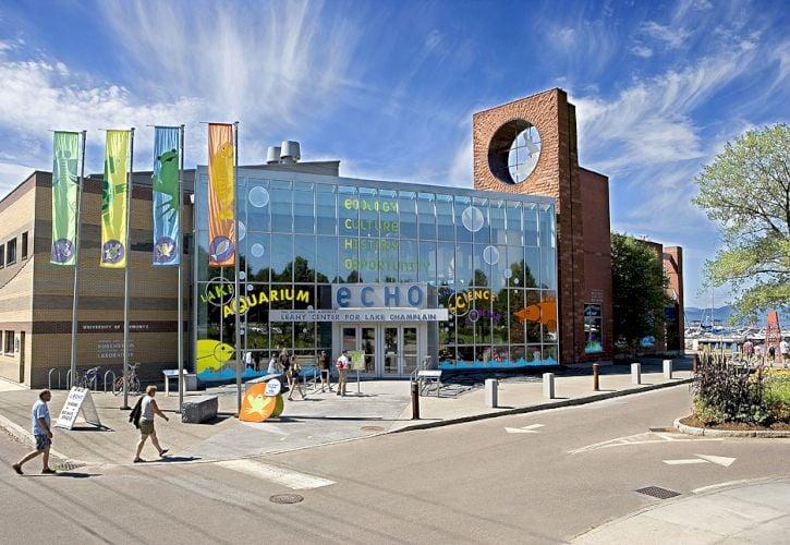 ECHO Lake Aquarium and Science Center