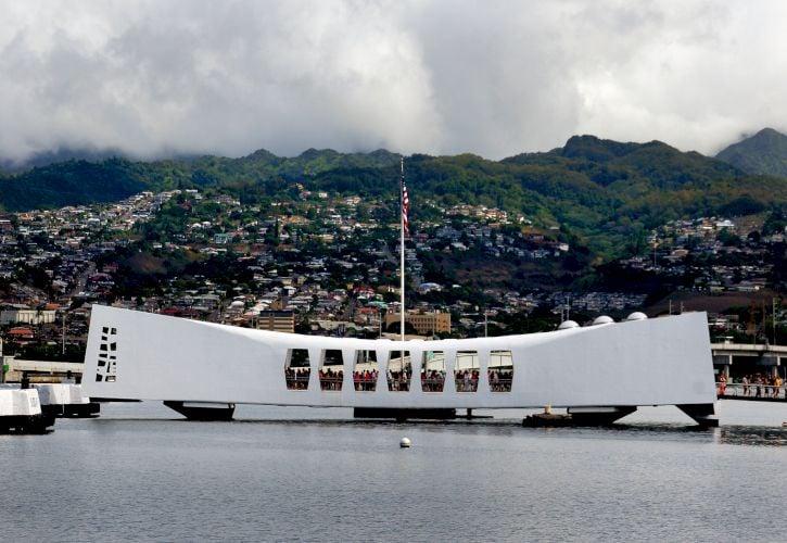 Pearl Harbor / USS Arizona Memorial
