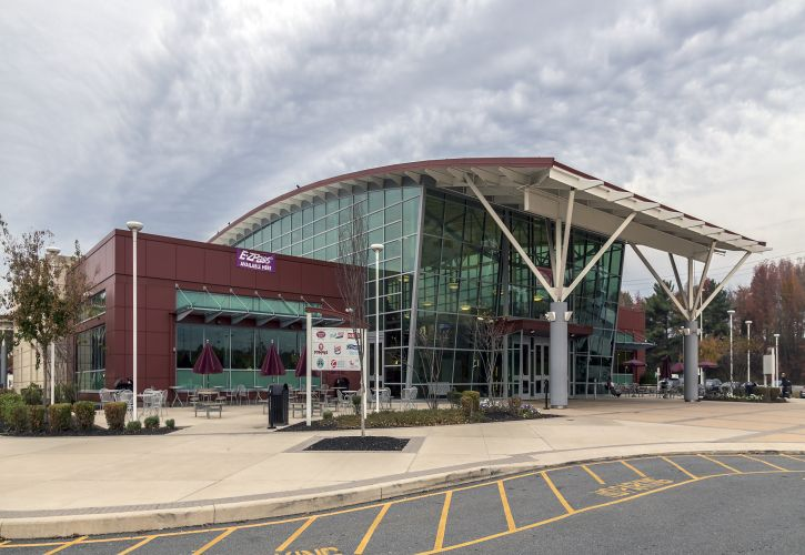 Delaware State Visitor Center
