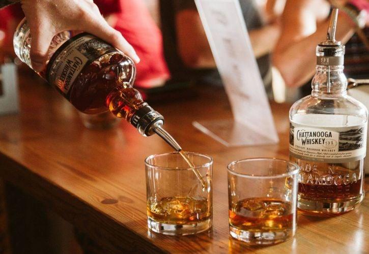 Chattanooga Whiskey Tasting
