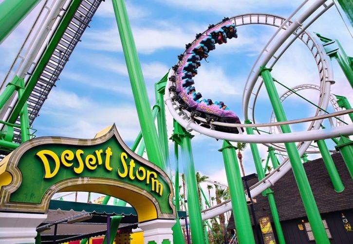 Castles N' Coasters Amusement Park
