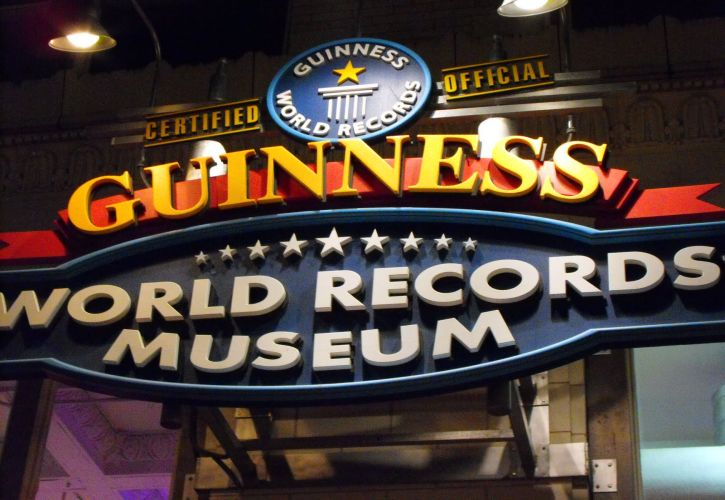 Guinness World Records Museum and Ripley's Haunted Adventure