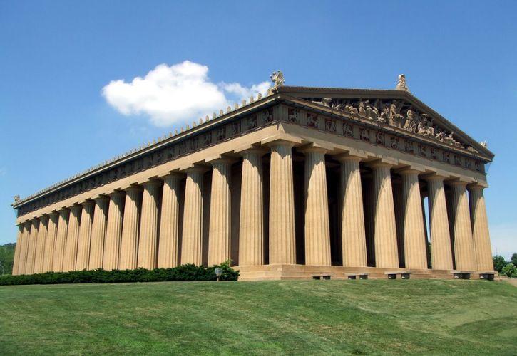 Parthenon in Centennial Park