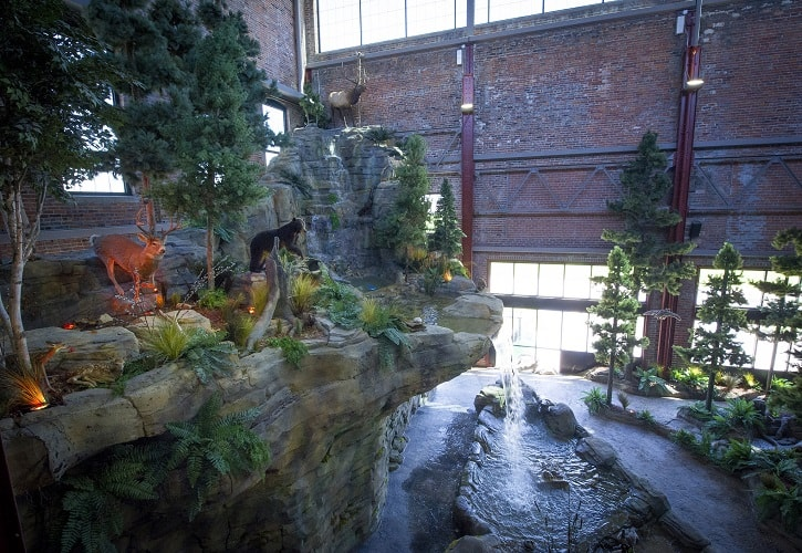 DNR Outdoor Adventure Center