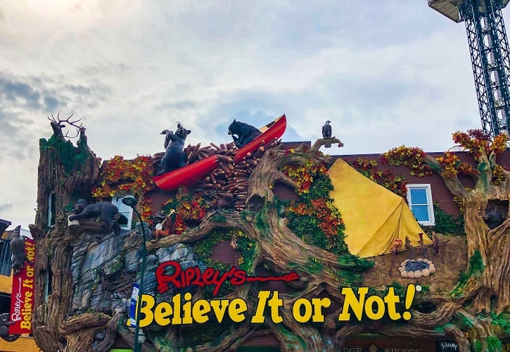 Ripley's Believe It Or Not! Odditorium