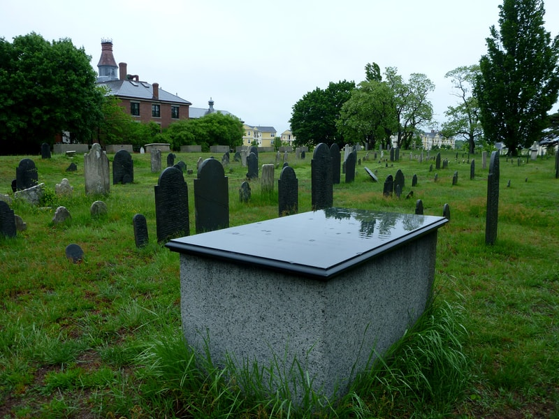 Salem Historic Cemeteries