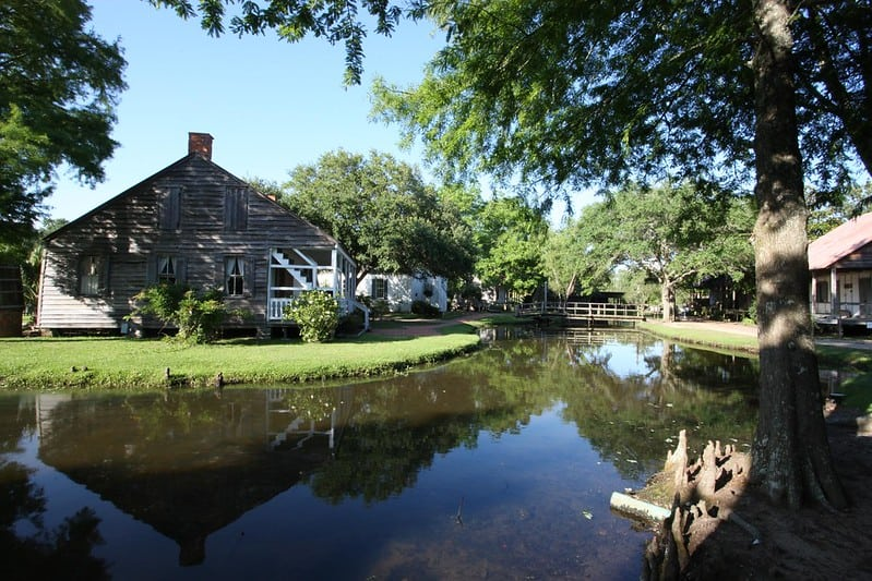 Spend a Day at Acadian Village