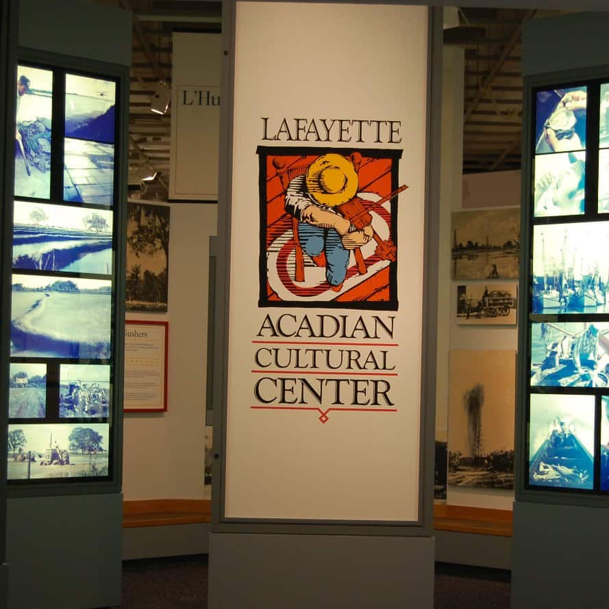 Learn About Local Culture at the Acadian Cultural Center