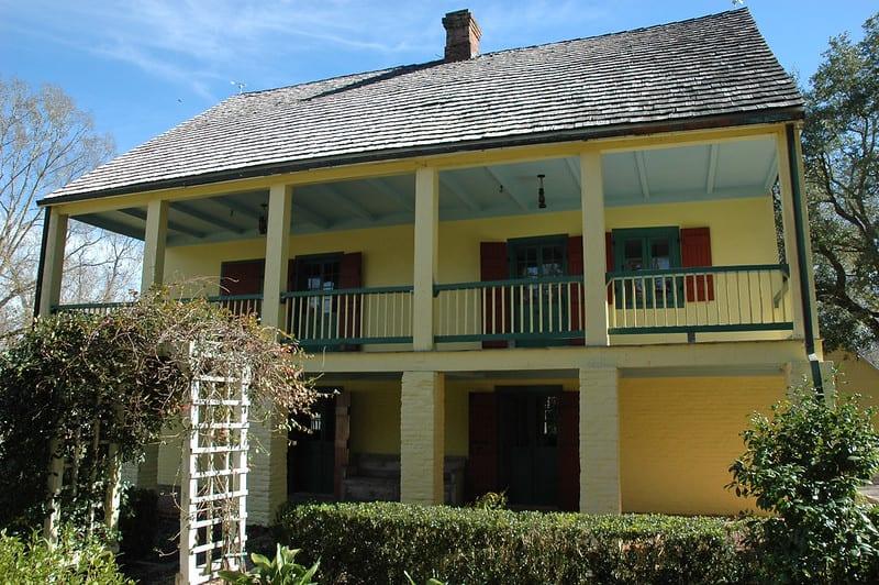 Go to Longfellow-Evangeline State Historic Site