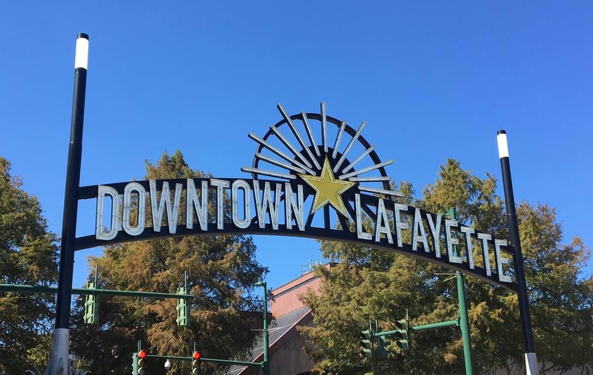 Explore Downtown Lafayette