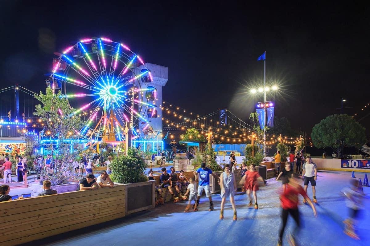 Blue Cross RiverRink Summerfest and Winterfest