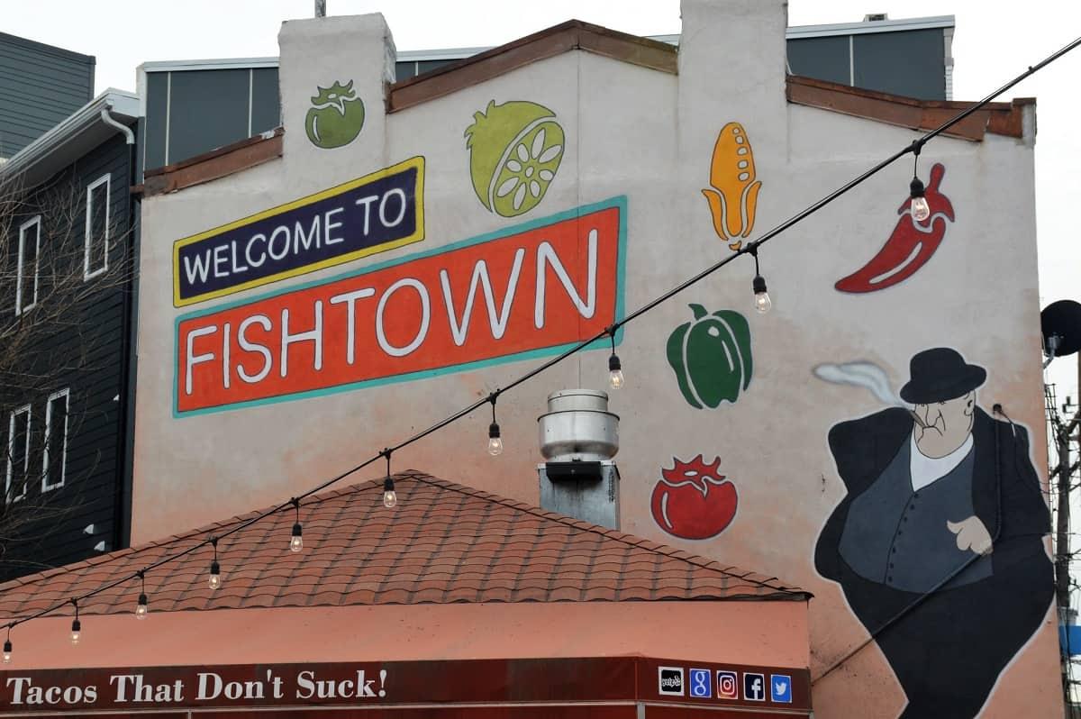Frankford Ave/Fishtown