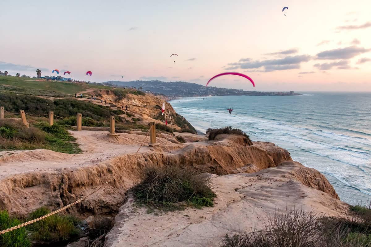 Hang-gliding and Paragliding Tours