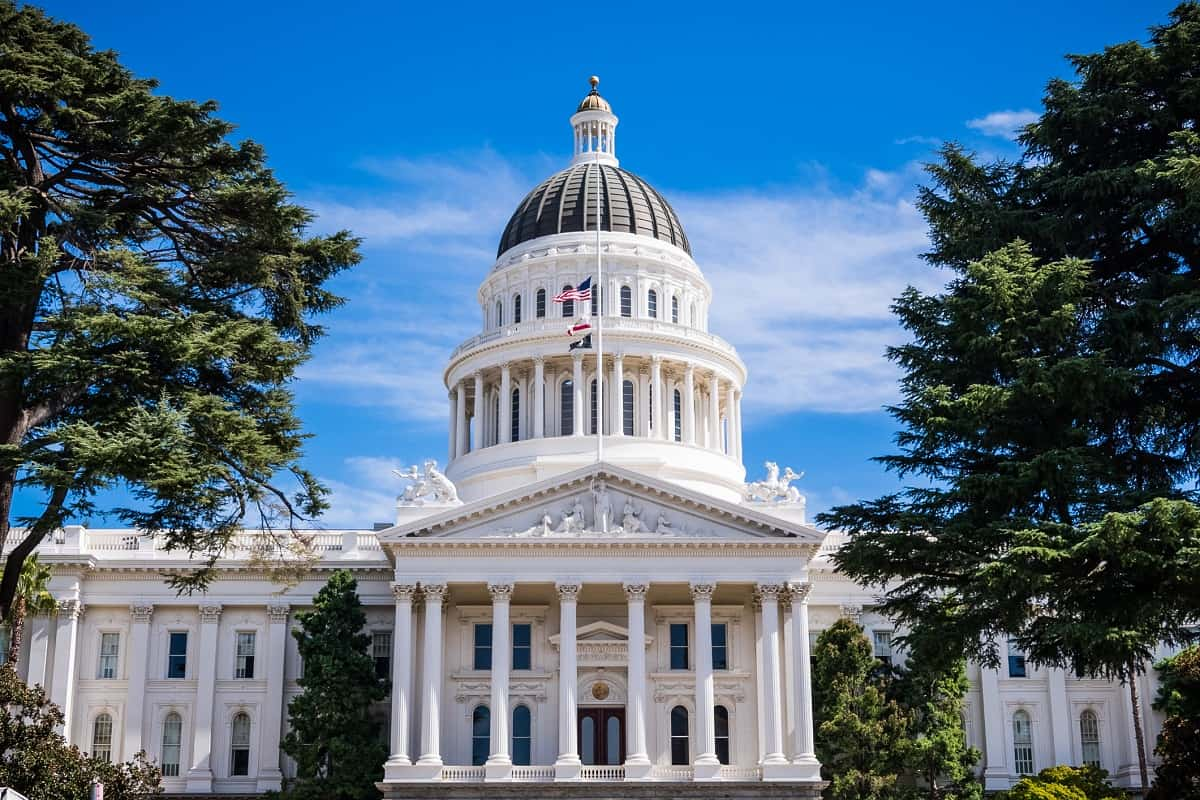 Californa State Capitol Museum