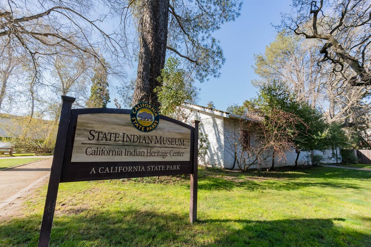 California State Indian Museum