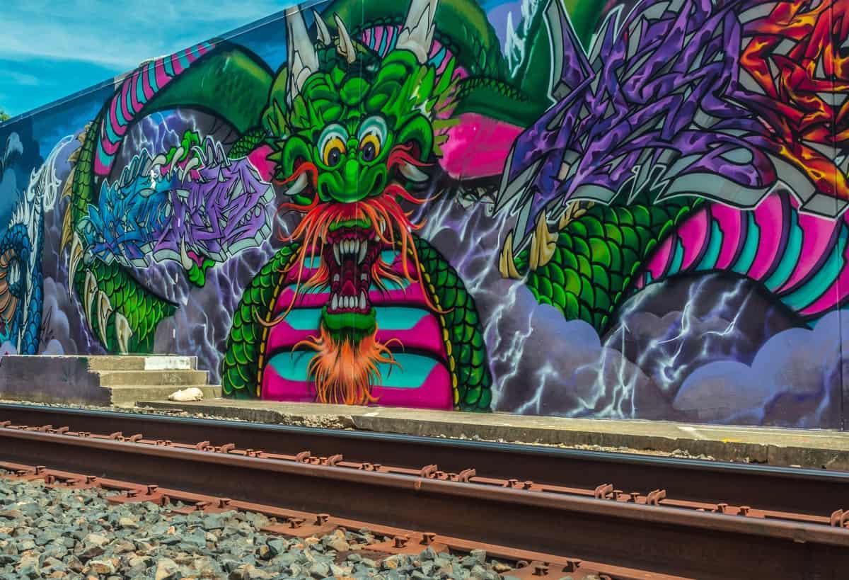 Sacramento Mural Tour