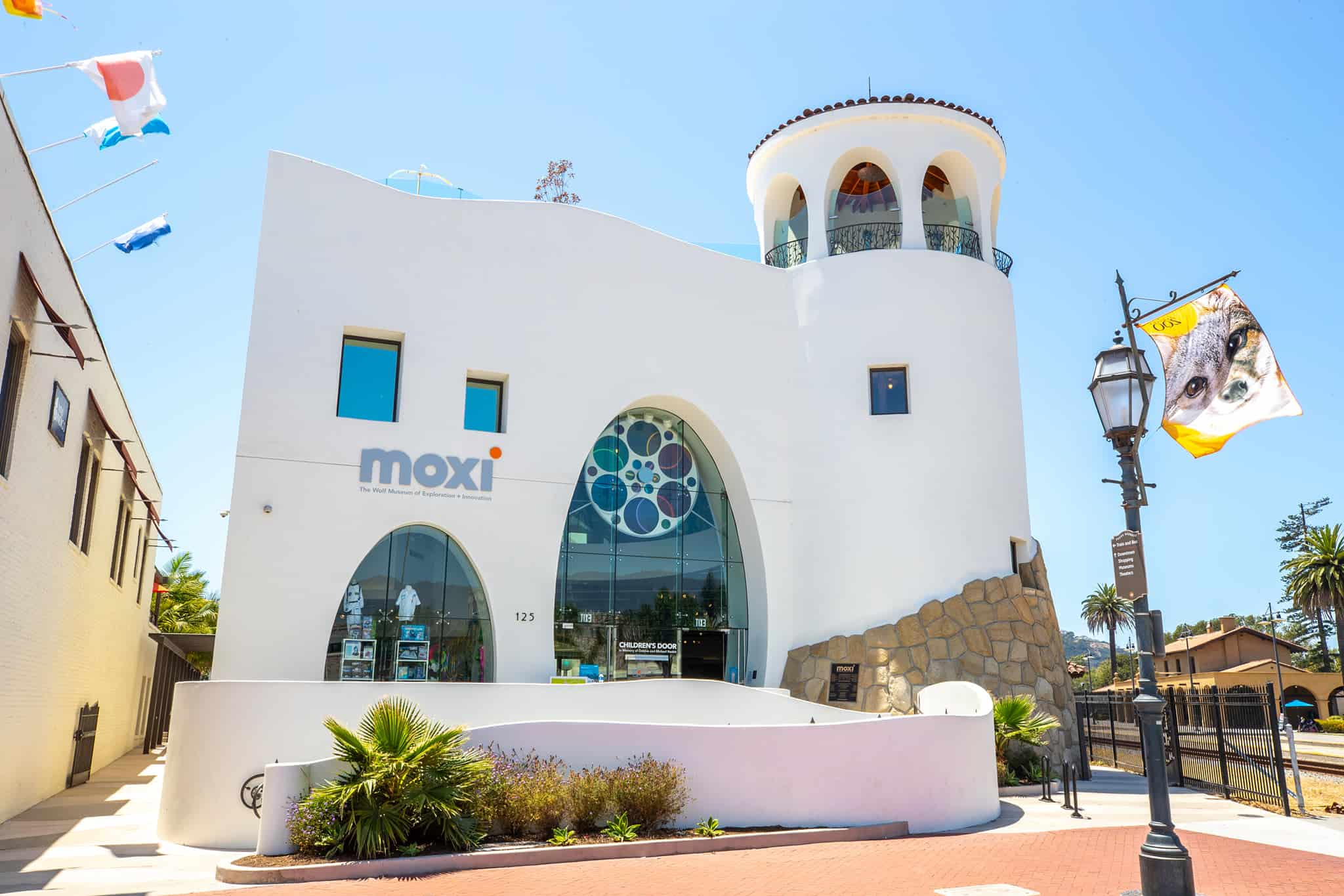 MOXI: The Wolf Museum of Exploration and Innovation