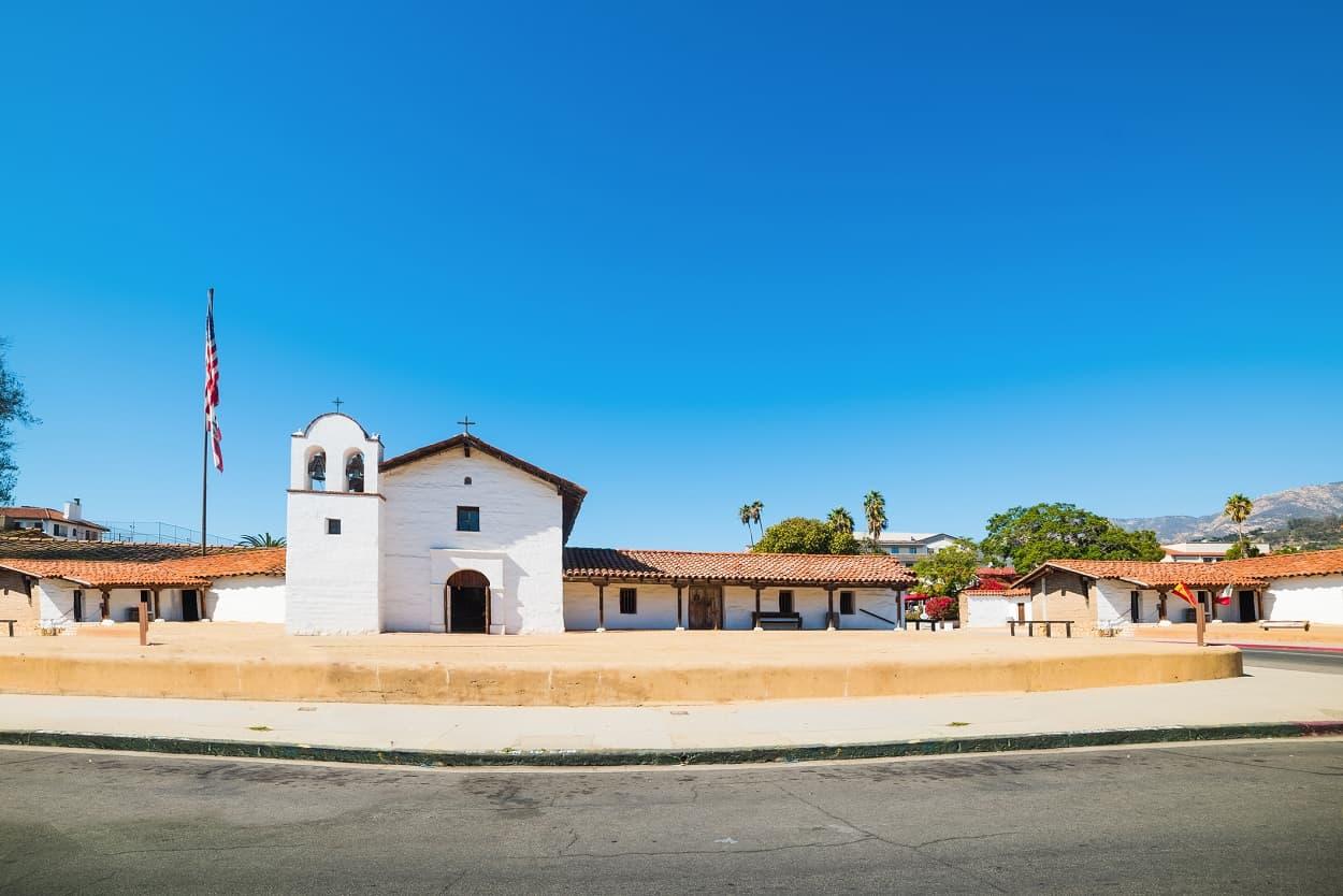 El Presidio De Santa Barbara State Historic Site