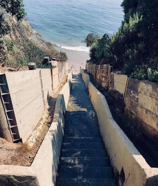 Thousand Steps Beach