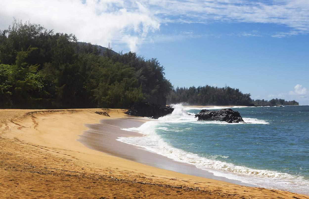 Go Beach Hopping Along the Island's North Shore