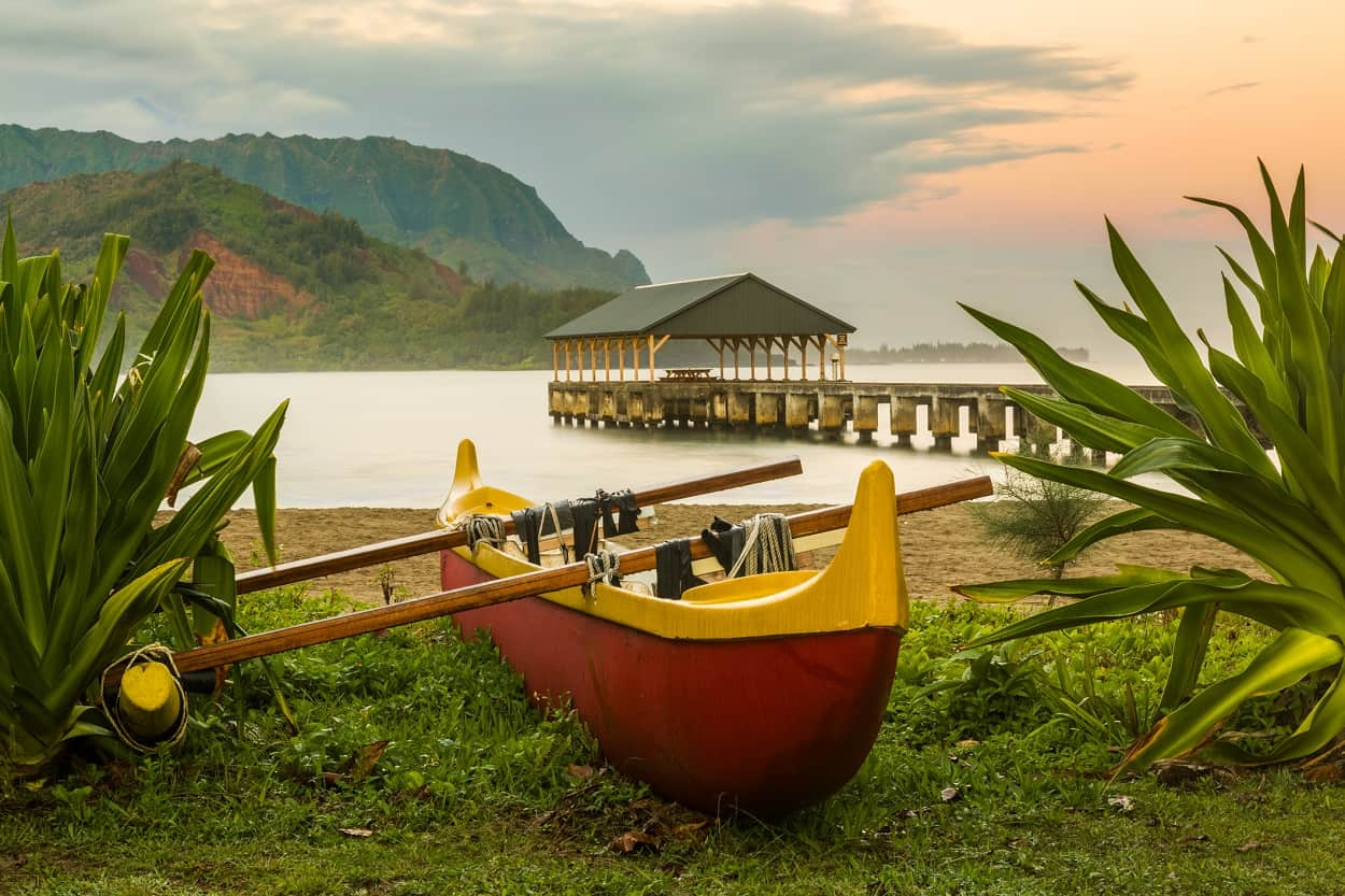 Spend the Day in Hanalei
