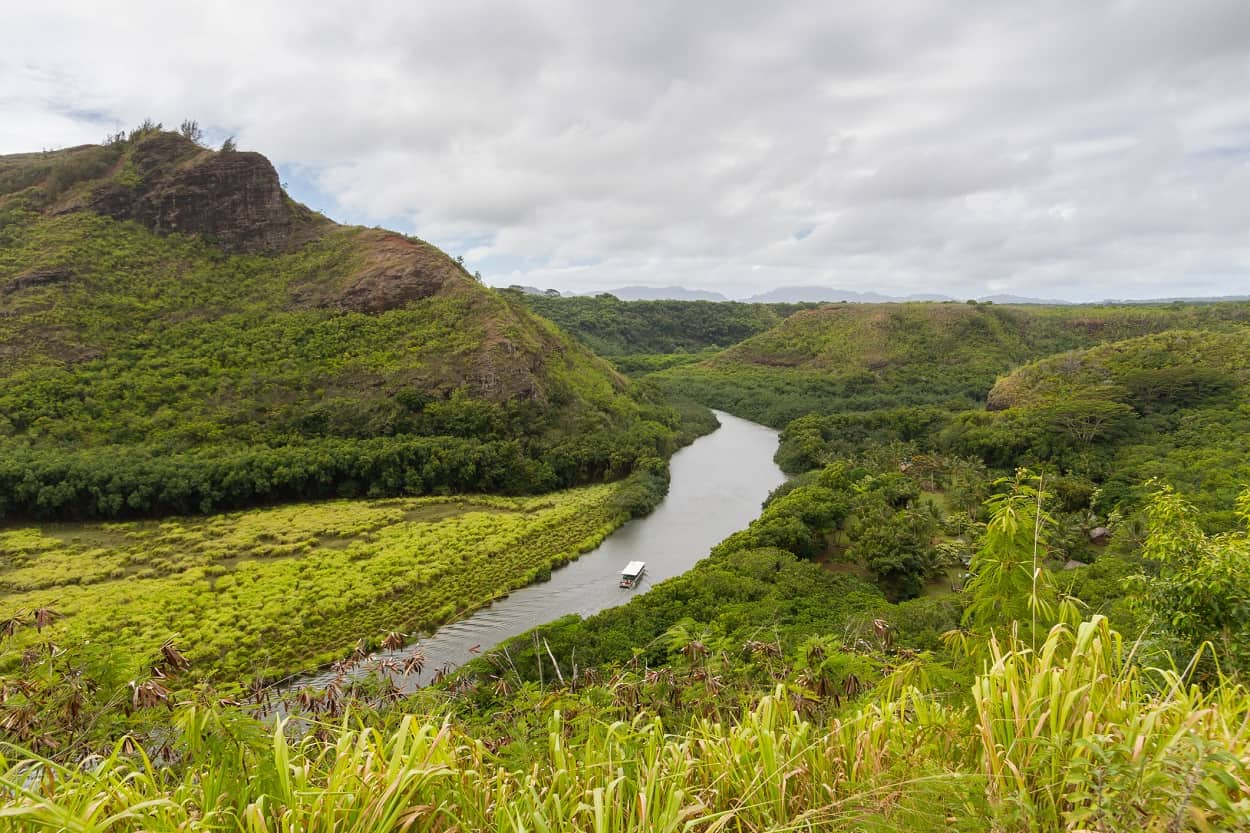 Try Out New Watersports at the Wailua River State Park