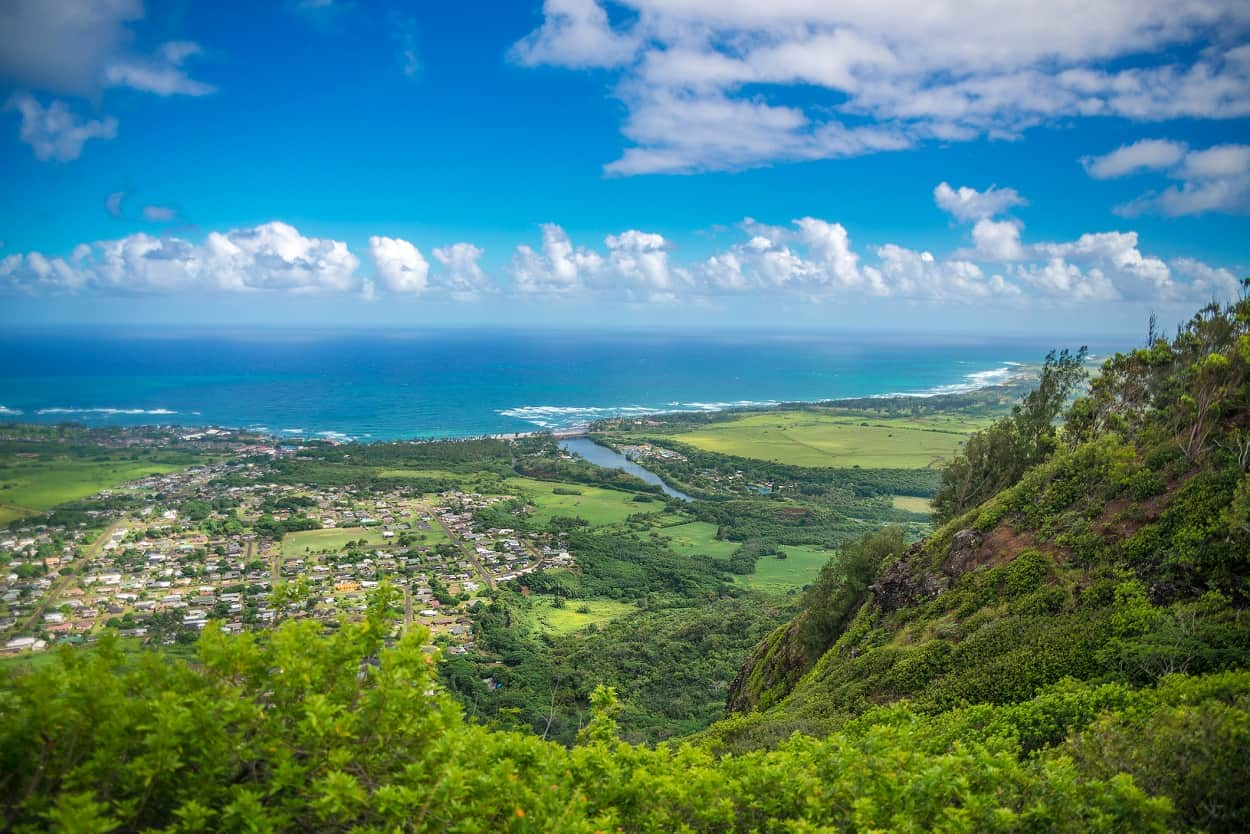 Admire the Views from the Top of the Sleeping Giant