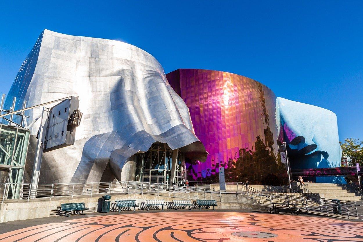 Museum of Pop Culture - MoPop