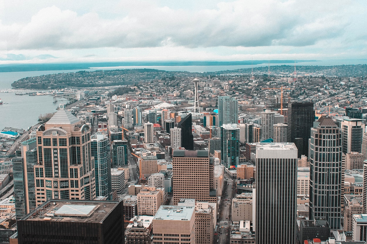 Sky View Observatory - Columbia Center