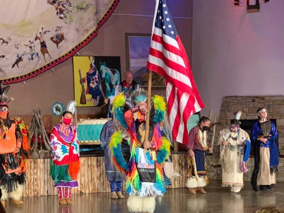 Kwahadi Museum of the American Indian