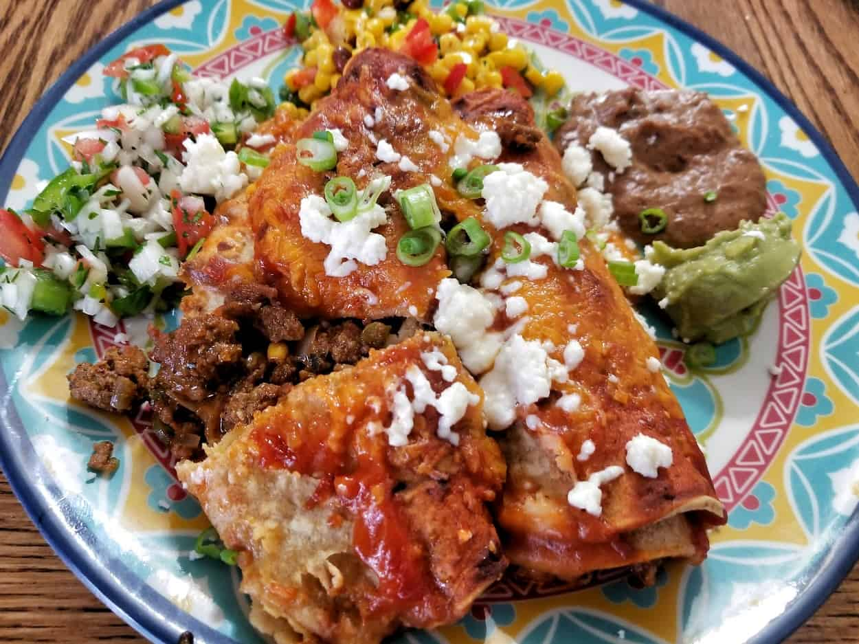 Eat Some Tex-Mex (Or Mexican Food Texas Style)
