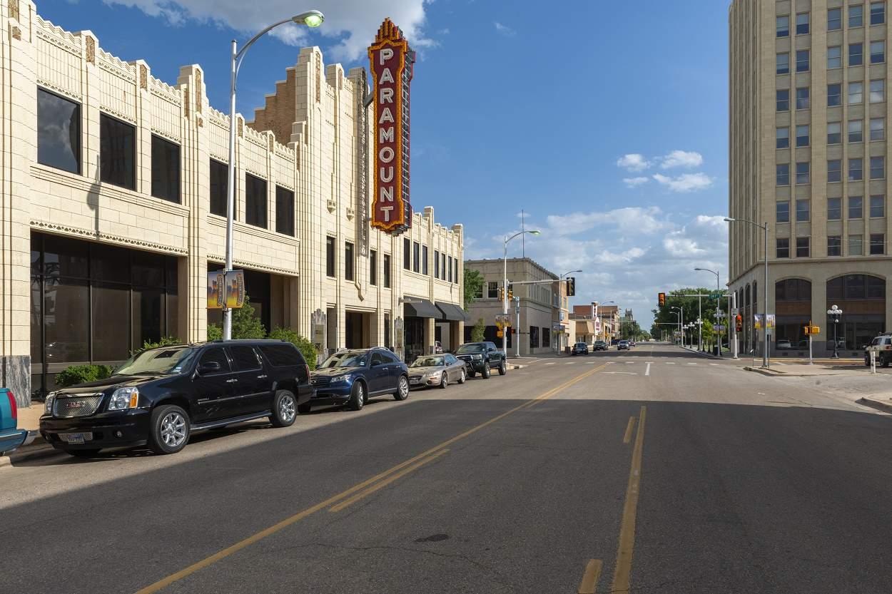 Historic Downtown Amarillo