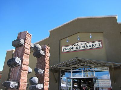 Santa Fe Farmers Market, Santa Fe, New Mexico