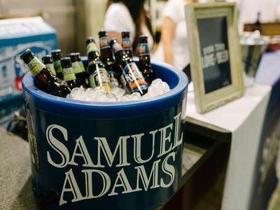 Samuel Adams Brewery, Boston, Massachusetts