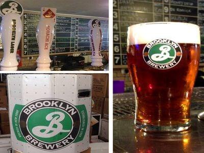 Brooklyn Brewery, New York City, New York