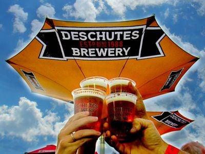 Deschutes Brewery, Bend, Oregon