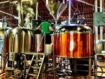 Olde Mecklenburg Brewery, Charlotte, North Carolina