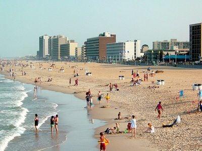 Virginia Beach Boardwalk, Virginia Beach, Virginia